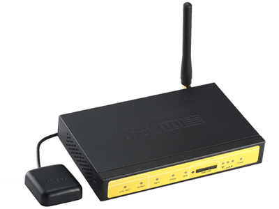 GPS-WCDMA-router