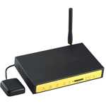 Industrial GPS Router