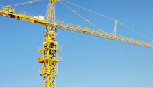 Tower Crane Monitoring Application