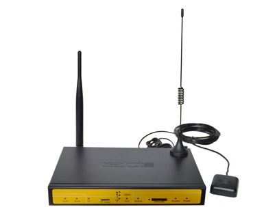 GPS WIFI Vehicle Router